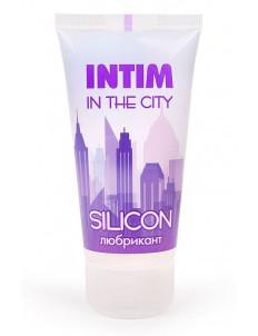 Гель-лубрикант на силиконовой основе Intim silicon - 50 гр.