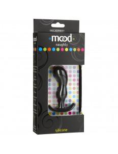 Анальная пробка для ношения Mood Naughty 2 3  Silicone - 7,6 см.