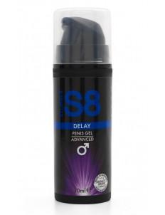 Пролонгирующий гель для мужчин S8 Delay Gel - 30 мл.