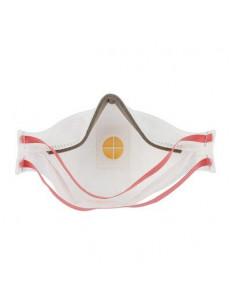 Противоаэрозольная фильтрующая маска класса защиты FFP3 NR D с клапаном выдоха