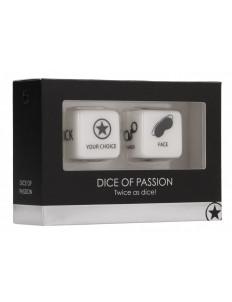 Игральные кубики Dice Of Passion