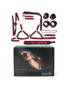 Большой БДСМ-набор Bondage Kits