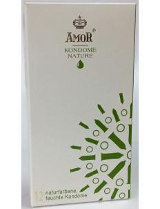 Классические презервативы AMOR Nature - 12 шт.