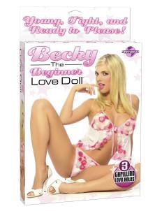 Секс-кукла Becky The Beginner Babe