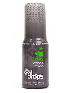 Пролонгирующий крем для мужчин JOYDROPS Delay - 50 мл.