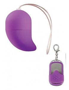 Фиолетовое виброяйцо G-spot Egg Small